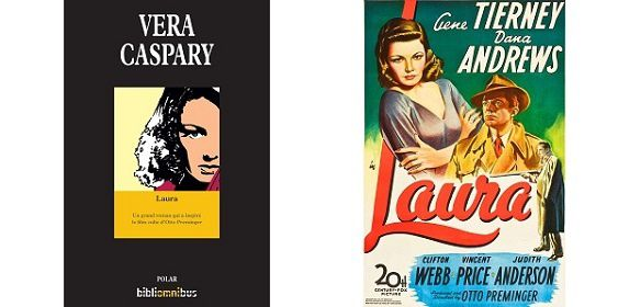 Vera Caspary: Laura (Éditions Omnibus, 2014)
