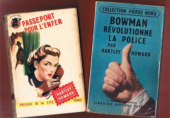Hartley Howard : Passeport pour l'enfer (Un Mystère, 1953)
