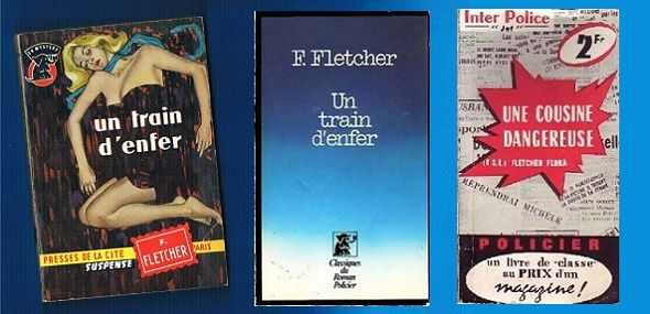 Fletcher Flora : Un train d'enfer (Un mystère, 1959)