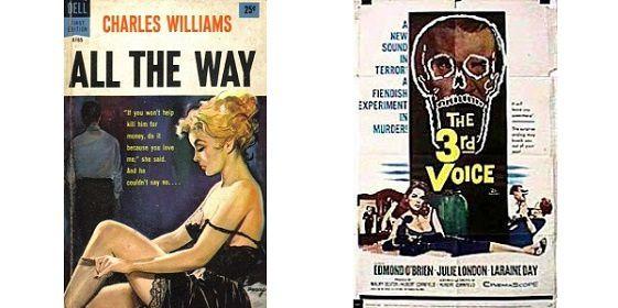 Charles Williams: Allô! L'assassin vous parle (1958)