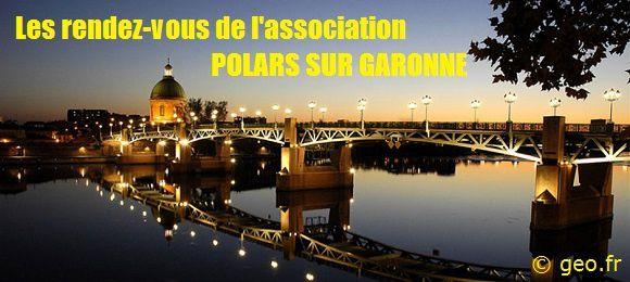 Toulouse : Polars sur Garonne, des rendez-vous d'automne