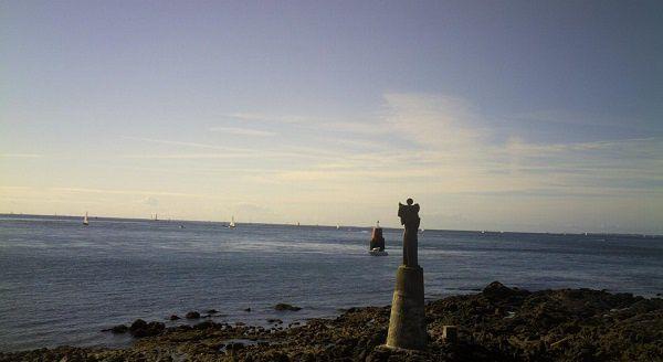 Pointe de Kerpenhir – Locmariaquer (56) – 23 août 2014