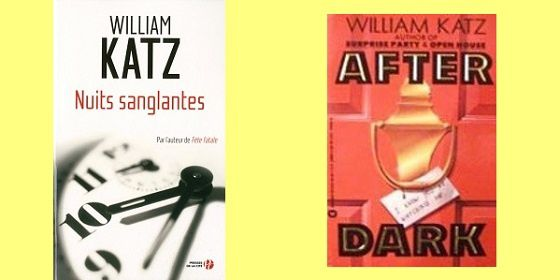 William Katz : Nuits sanglantes (Presses de la cité, 2014)