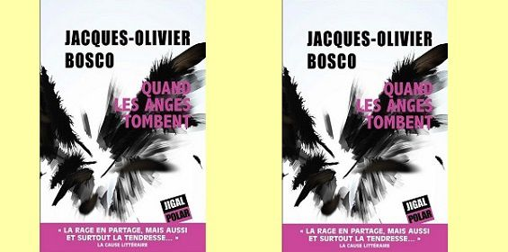 Jacques-Olivier Bosco : Quand les anges tombent (Éd.Jigal, 2014)