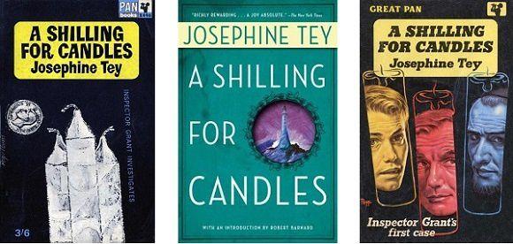 Josephine Tey: Jeune et innocent (Éd.10-18, 2014)