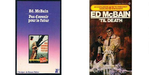 Ed McBain: Pas d'avenir pour le futur (Un Mystère, 1960)