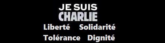 Hommage à Charlie et aux victimes de la barbarie