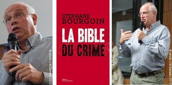 Stéphane Bourgoin: La Bible du crime (Éd.de La Martinière, 2015)