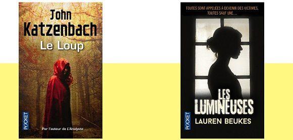 Chez Pocket, le TOP du suspense : John Katzenbachet Lauren Beukes