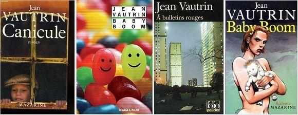 Hommage à Jean Vautrin, mort à 82 ans, grand nom du roman noir