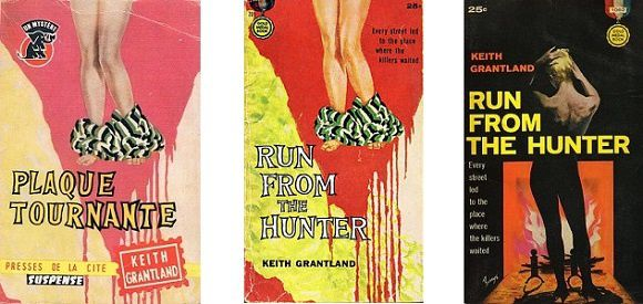 Keith Grantland: Plaque tournante (Un Mystère, 1958)