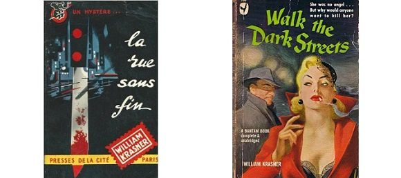 William Krasner : La rue sans fin (Un Mystère, 1949)