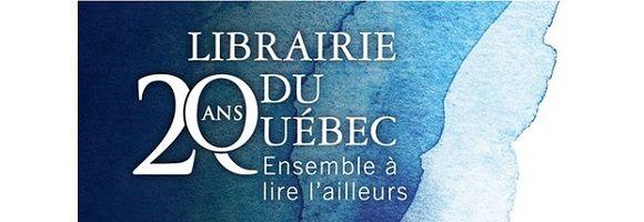 La Librairie du Québec à Paris fête ses 20 ans
