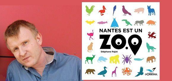 Nantes – 7 novembre 2015 – Stéphane Pajot dédicace son Zoo