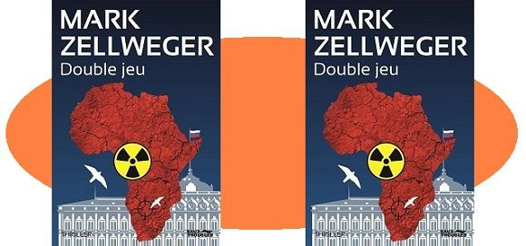 Mark Zellweger : Double jeu (Éd.Eaux Troubles, 2016)