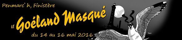 Le Prix du Goéland Masqué 2016 à Penmarc'h est décerné à…
