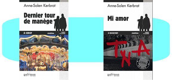Anne-Solen Kerbrat : Là où tout a commencé (Éd.du Palémon, 2016)