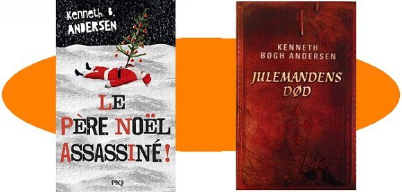 Kenneth B.Andersen : Le Père Noël assassiné (PKJ Pocket Jeunesse, 2016)