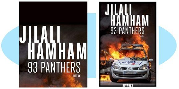 Jilali Hamham : 93 Panthers (Éd.Rivages, 2017)