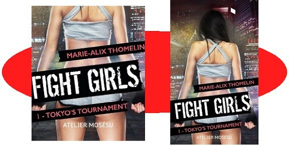 Marie-Alix Thomelin : Fight Girls (l'Atelier Mosésu, 2017) - Inédit -