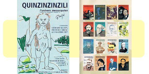 Coup d'œil sur le n°34 de la revue Quinzinzinzili