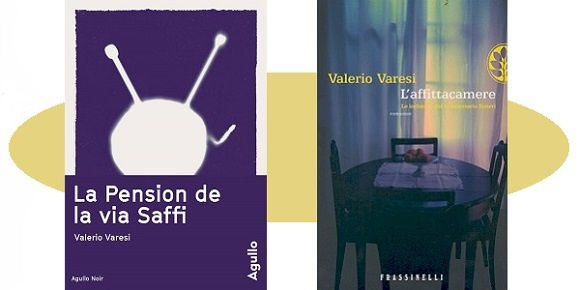 Valerio Varesi : La pension de la via Saffi (Agullo Éditions, 2017)