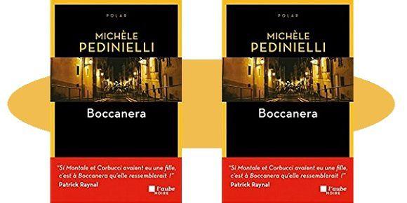 Michèle Pedinielli: Boccanera (Éd.l'Aube noire, 2018)