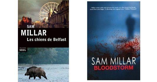 Sam Millar: Les chiens de Belfast (Éd.Seuil, 2014)