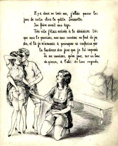 Les vacances de Suzon : Petit récit de Fredillo, incomplet hélas, mêlant texte et dessins.