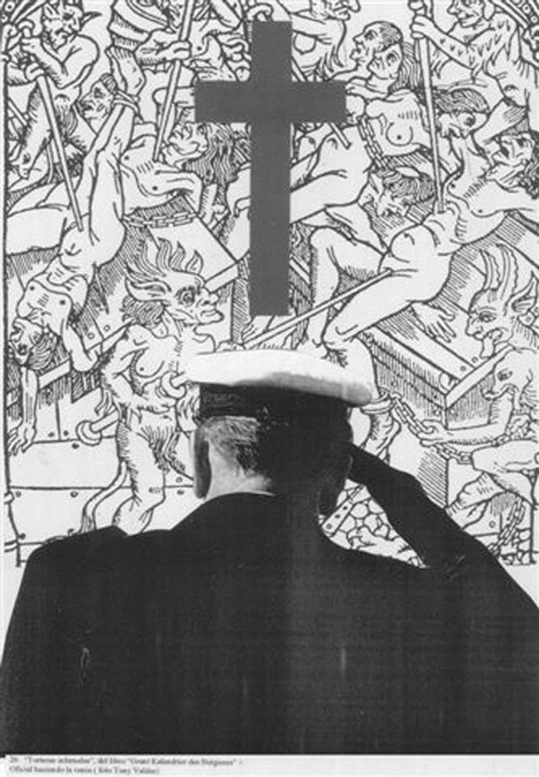 León Ferrari, blasphémateur et artiste argentin