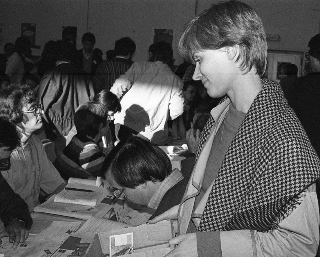 Sgen-CFDT : 1982 la fédéralisation à Forges-les-eaux