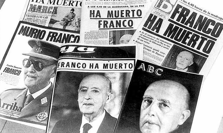 the life and death of francisco franco Friday's 40th anniversary of general francisco franco's death will be marked by several catholic masses.