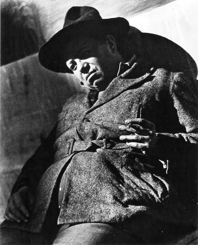 Diego Rivera par Edouerd Weston