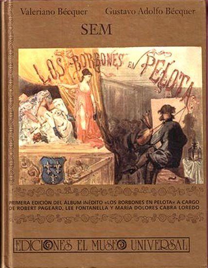"""LA """"GLORIOSA"""" SÁTIRA. UN OUVRAGE POLITICO-PORNO ESPAGNOL DE 1869"""