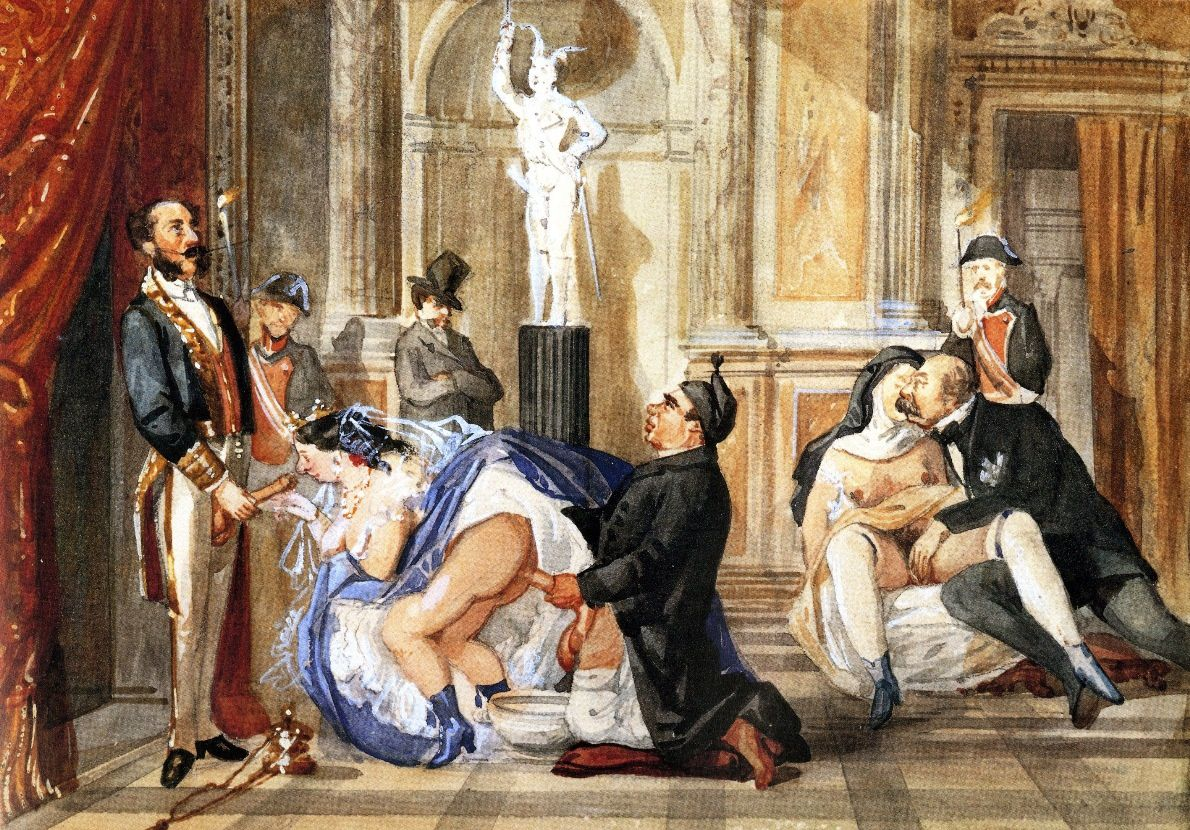 LA &quot&#x3B;GLORIOSA&quot&#x3B; SÁTIRA. UN OUVRAGE POLITICO-PORNO ESPAGNOL DE 1869