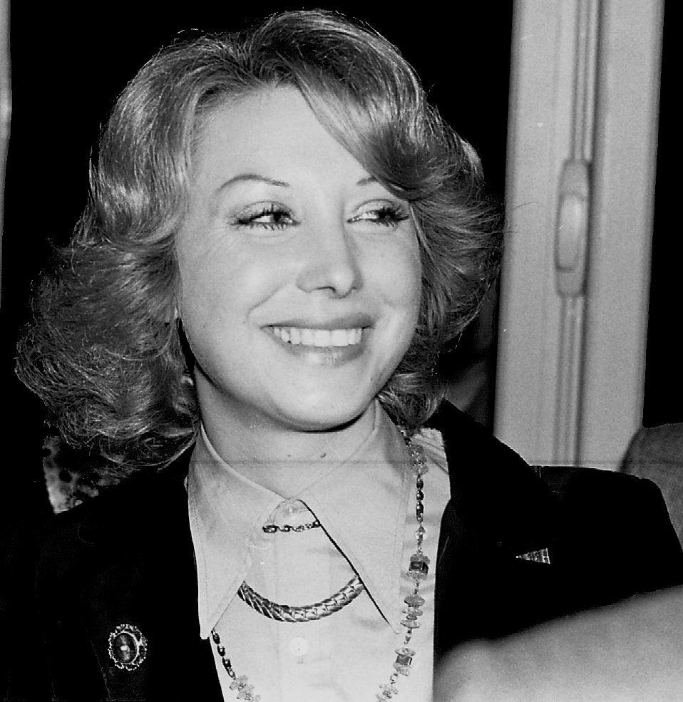 Suzanne Deschaux Beaume (résultats du,25 mars 1979) 4e photo : P. Jouyet, le sortant sorti.