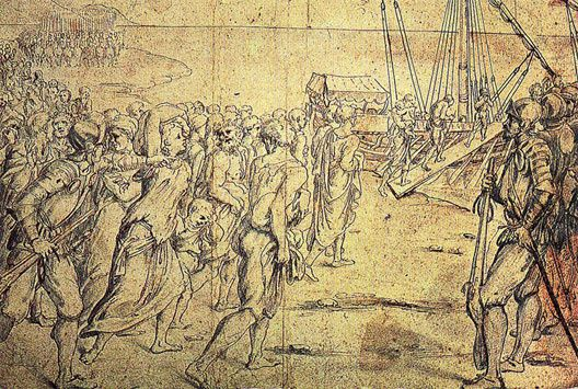 Expulsion des Morisques en Espagne