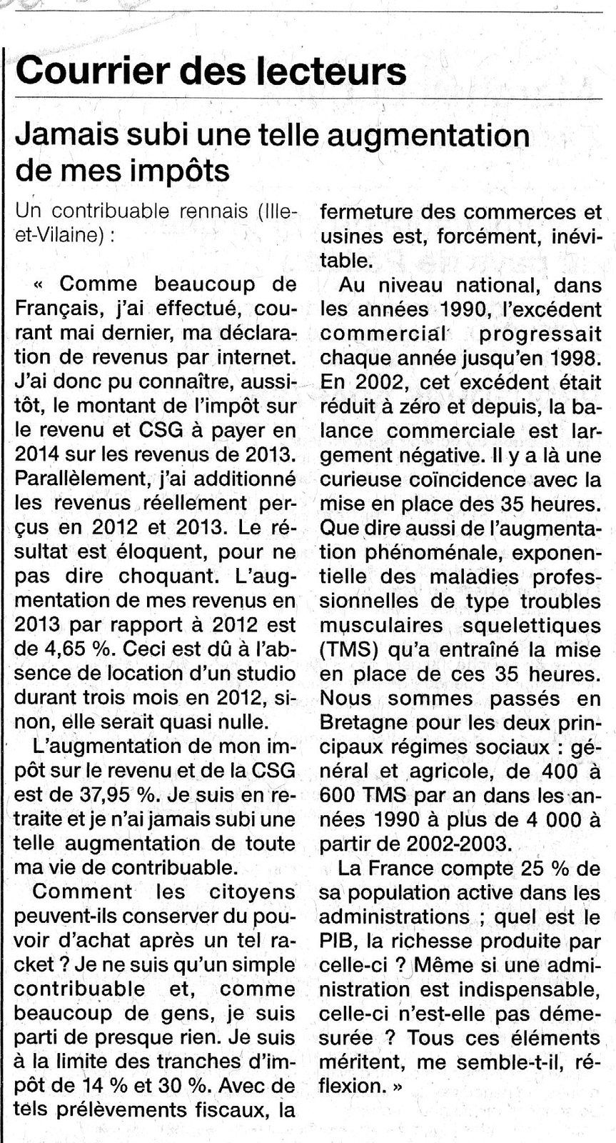 Ouest-France 08/082014