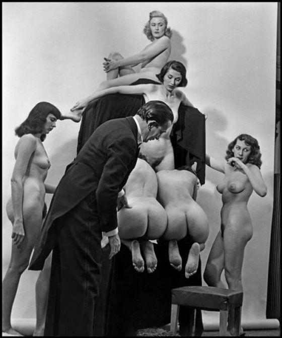 Photographies de Philippe Halsman