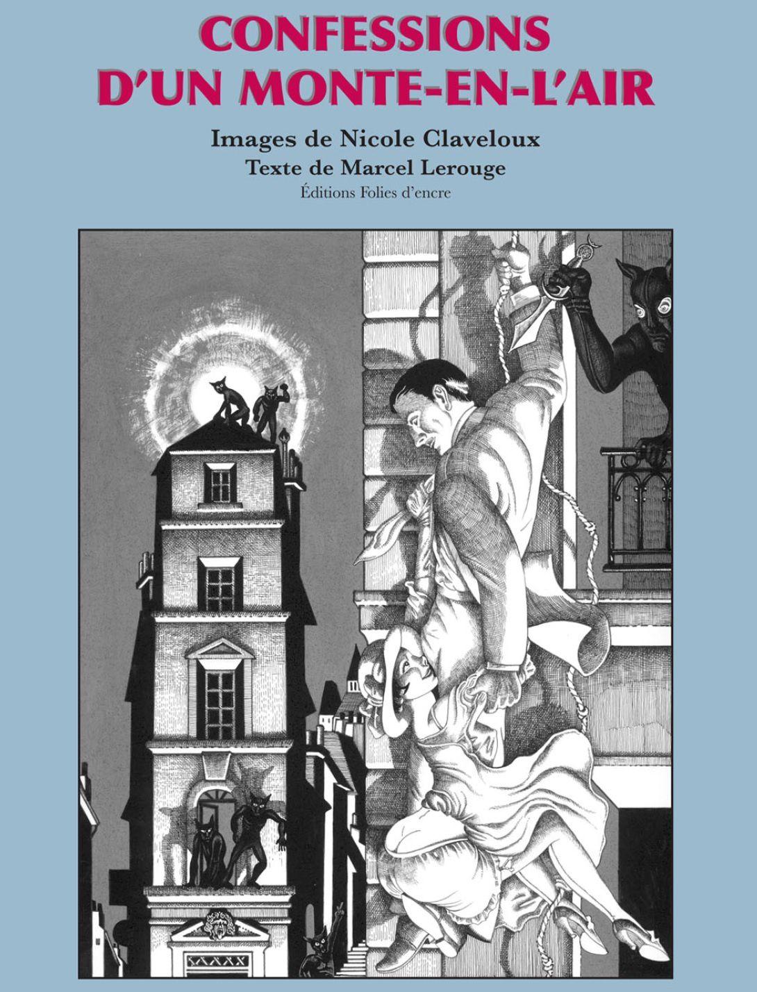 Nicole Claveloux : illustratrice pour les petits et les grands !