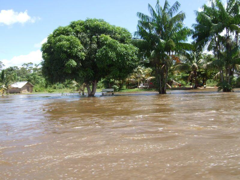 Guyane, département (trop ?) d'outre-mer