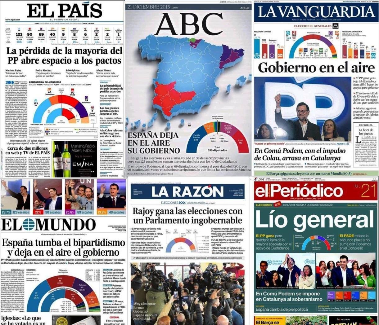 Une Espagne ingouvernable ?