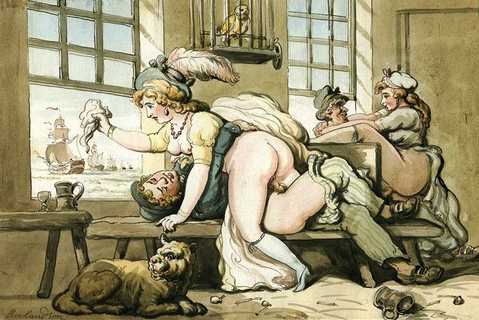 Thomas Rowlandson : un caricaturiste jubilatoire