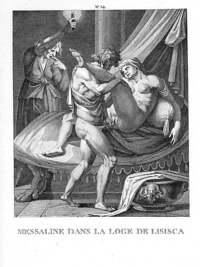 Augustin Carrache : le plaisir des dieux.