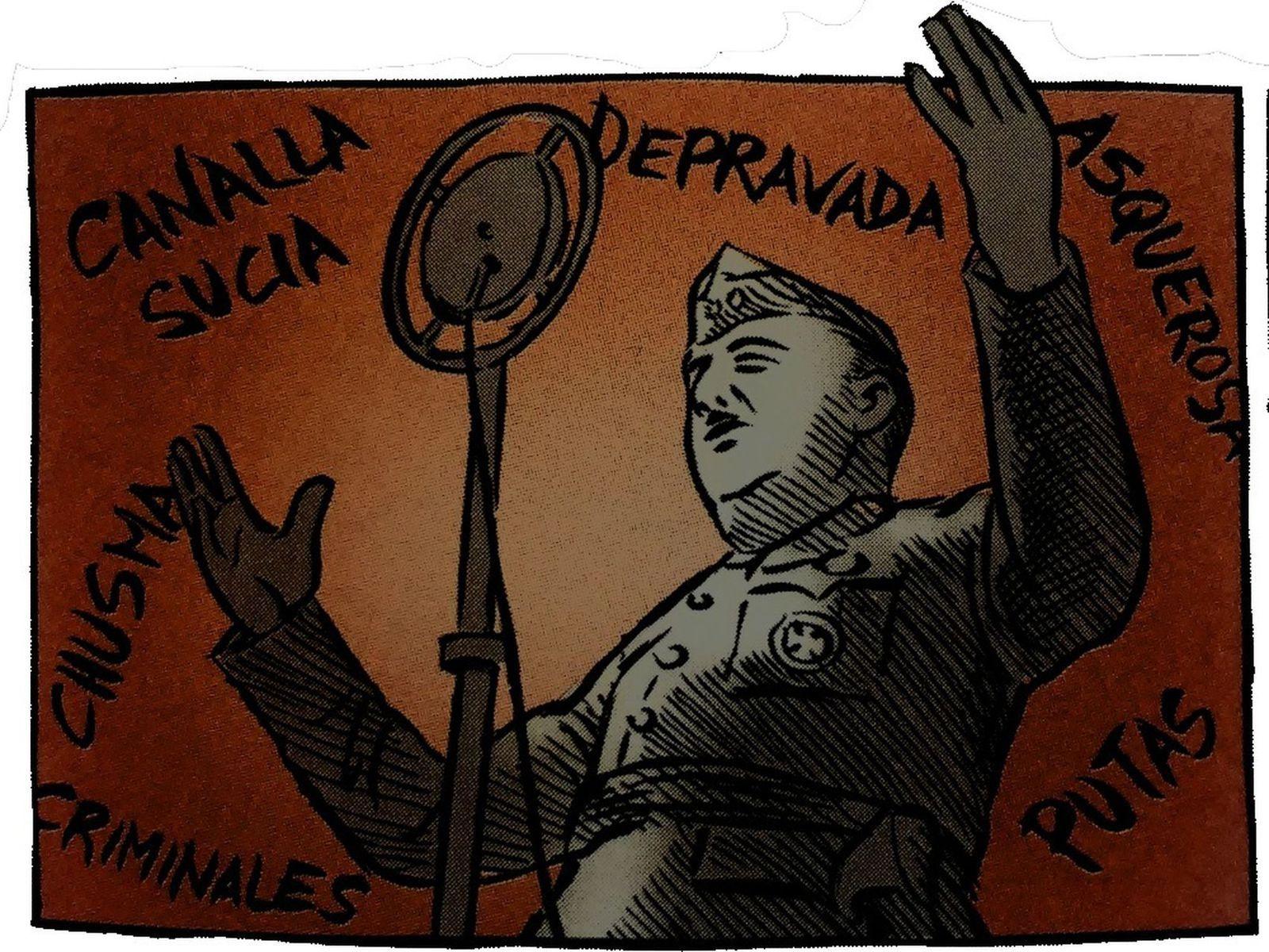 18 juillet 1936 : début de la Guerre d'Espagne