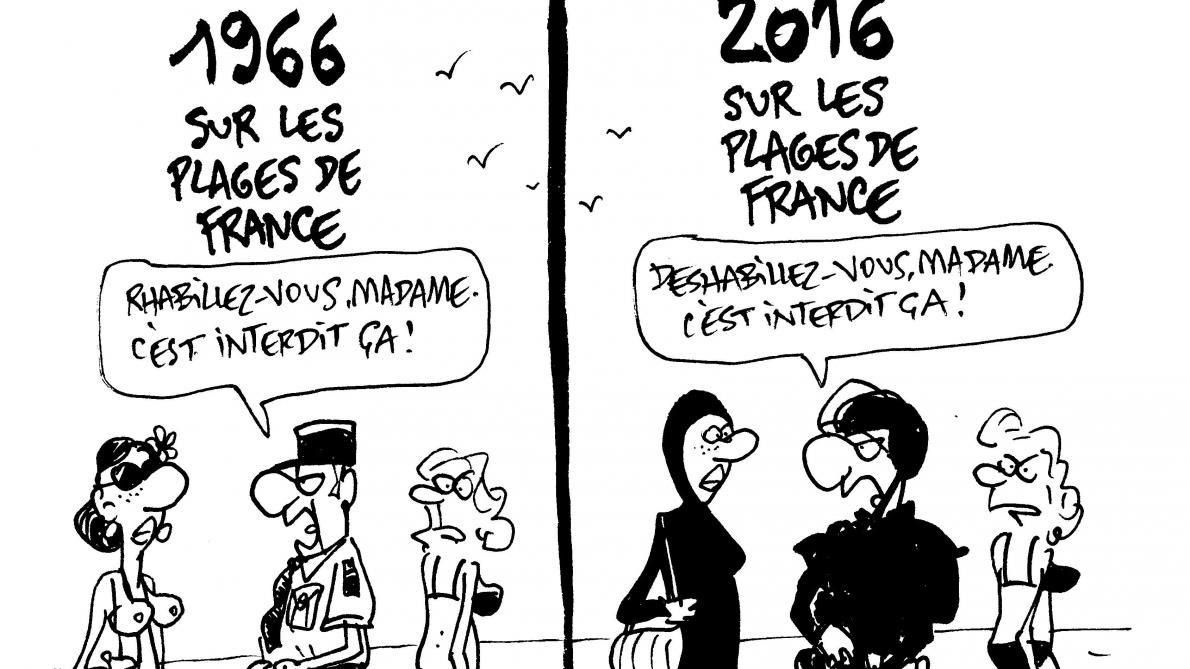 BURKINI la course à l'interdit !