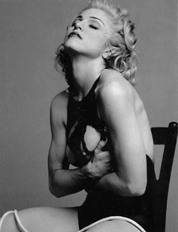 La culotte de Madonna