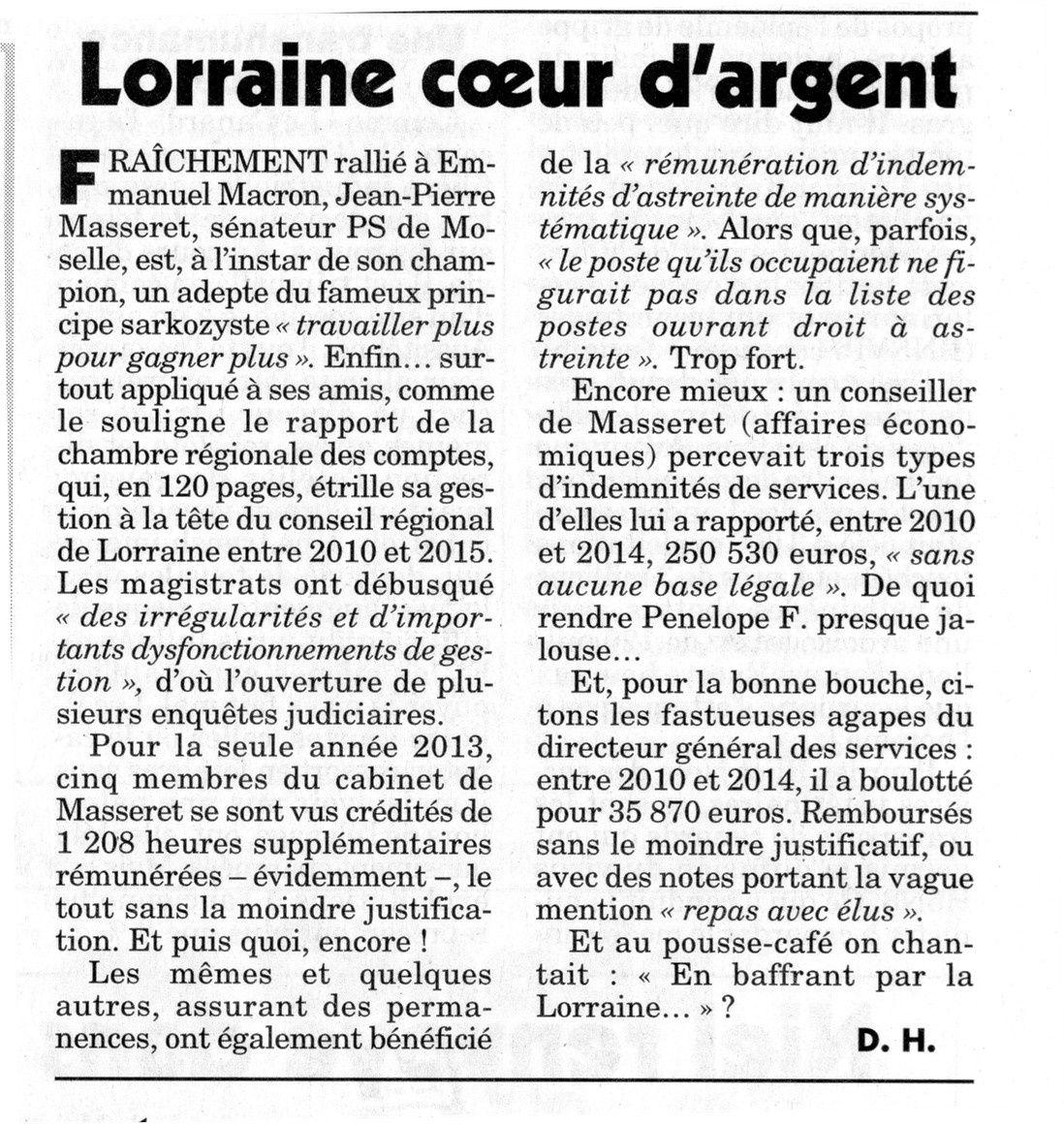 BOURDOULEIX : un Maire de Cholet sans vergogne !
