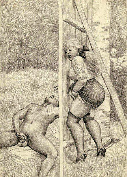 Fameni Leporini : l'illustrateur érotique  inconnu