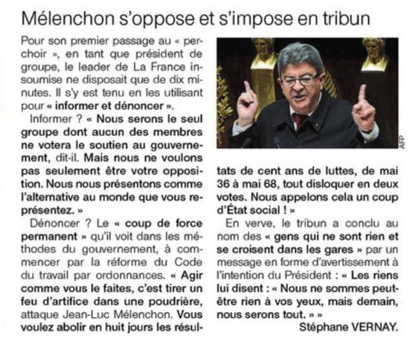 Ouest-France 05/07/17